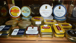 Tinned Pipe Tobacco